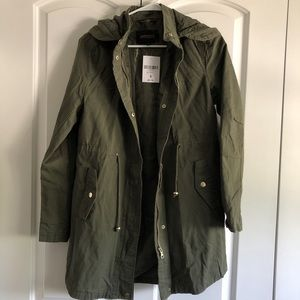 Forever 21 Army Green Jacket